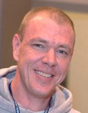 Presenter Aaron Ericsson