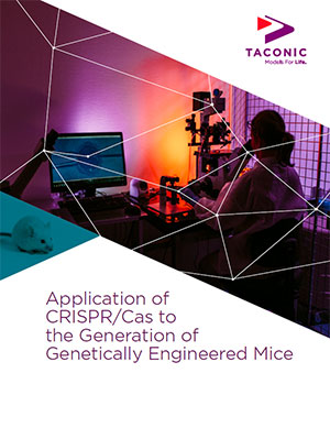 White Paper: Application of CRISPR/Cas to the Generation of Genetically Engineered Mice