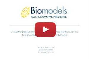 Webinar: Utilizing Gnotobiotic Mice to Understand the Role of the Microbiome in Murine Disease